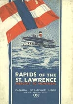 Rapids of the St. Lawrence, 1945