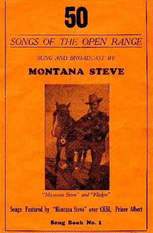50 Songs of the Open Range, c1946