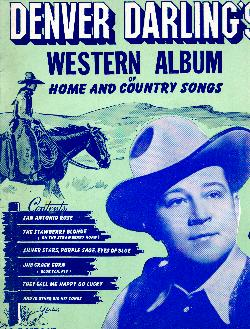 Denver Darling's Western album, 1946