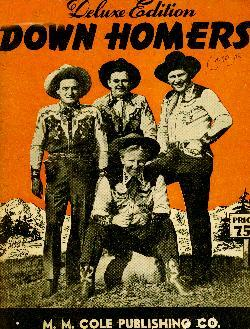 Down Homers deluxe edition, 1945