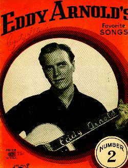 Eddy Arnold's favorite songs, 1950
