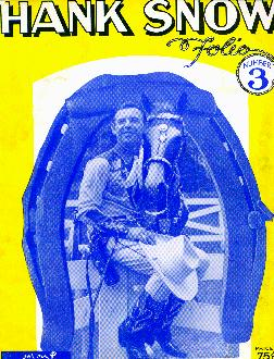 Hank Snow folio 3, 1953