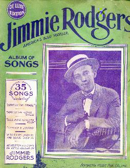 Jimmie Rodgers deluxe album, 1934