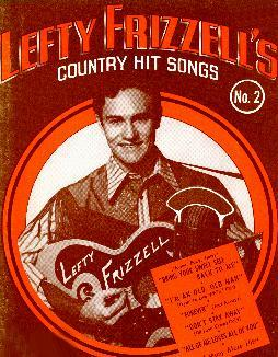 Lefty Frizzell's songs, 1953