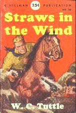 Straws in the Wind.  Book cover, 1948.
